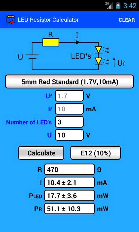 Rheostat as well Resistor Colour Coding Scheme in addition Index in addition Led Resistor Calc furthermore Resistor Colour Coding Scheme. on current limiting resistor calculator